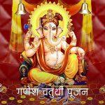 Ganesh Chaturthi pujan