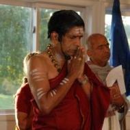 Srilasri ChaitanyanandaNatha Saraswati(Haran Aiya)